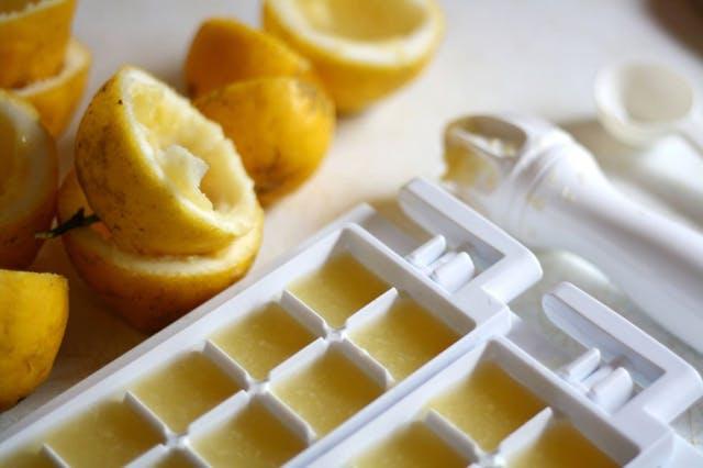 лимонов лед