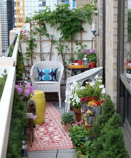 красив балкон