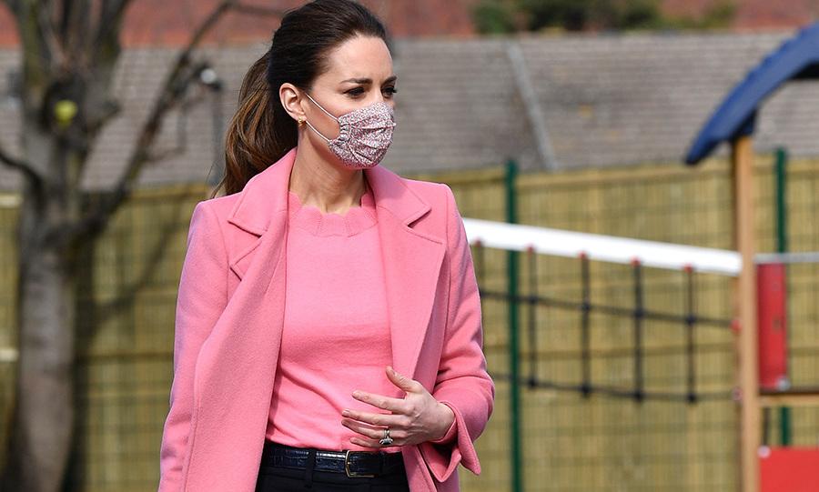 Кейт в розово