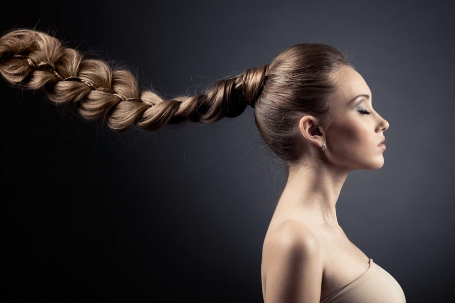 здрава коса
