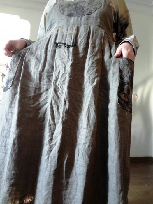намачкани дрехи