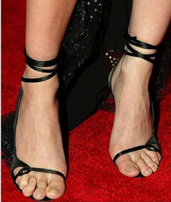 обувки не по мярка