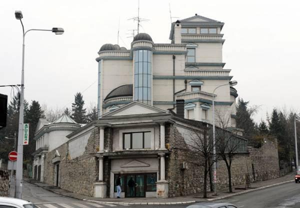 Цеца Величкович дом