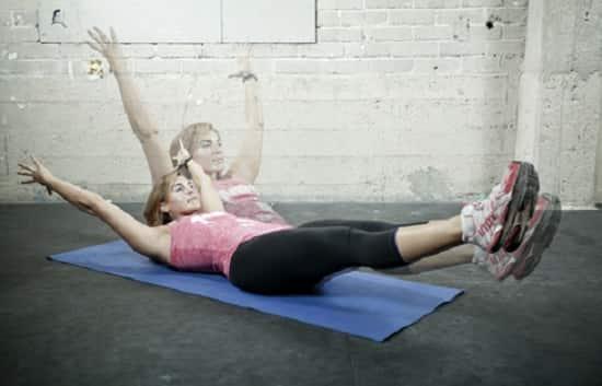 упражнение люлка