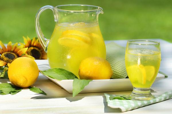 лимонада домашна
