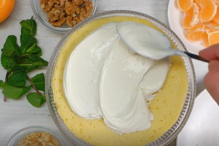 торта с крем
