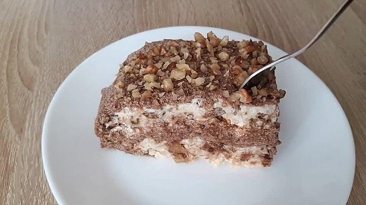 торта с целувчен блат