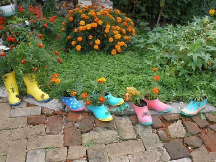 цветни идеи за градината