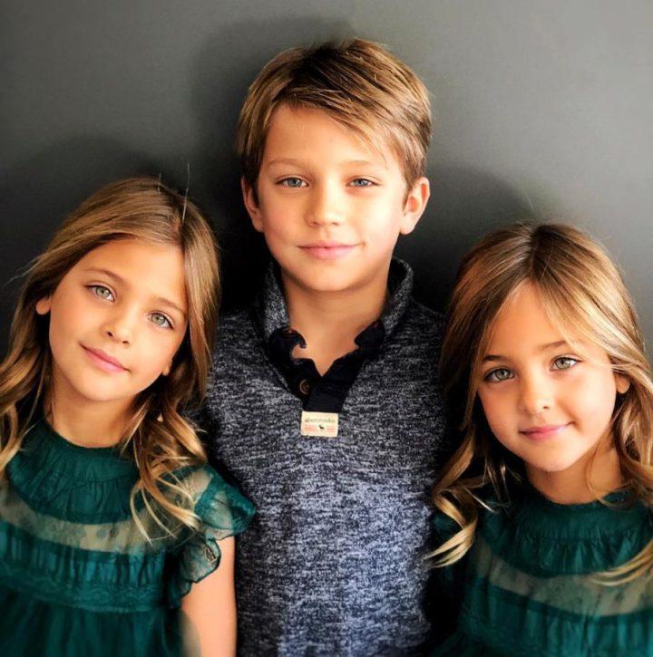 сестри с братчето си