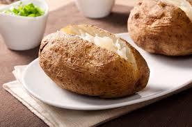 печени картофи