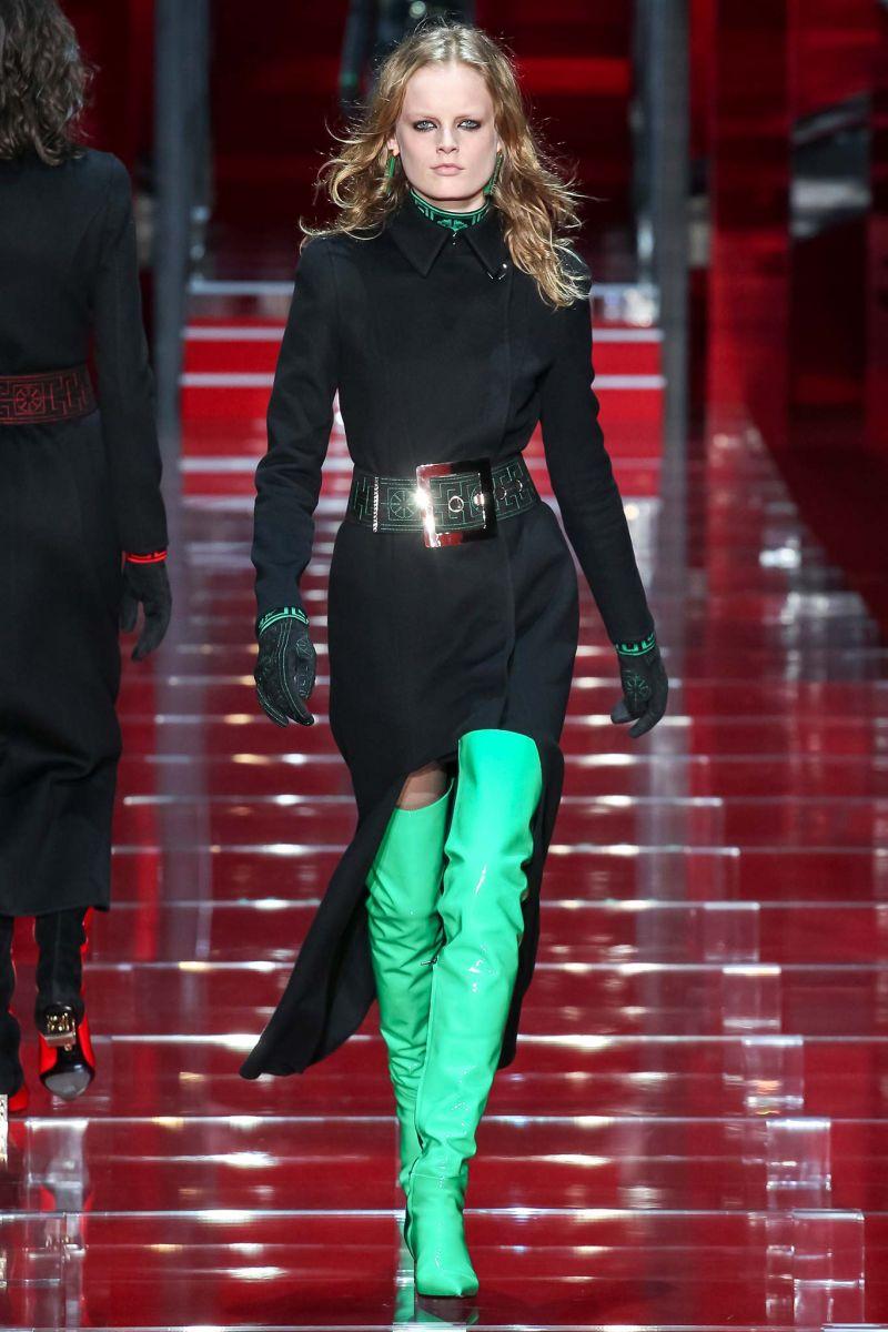 ярко зелени ботуши