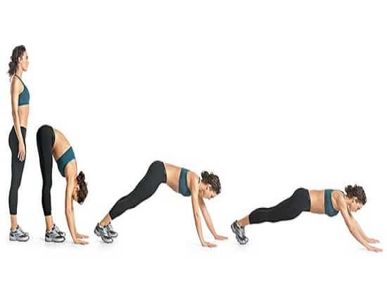 упражнение Червей