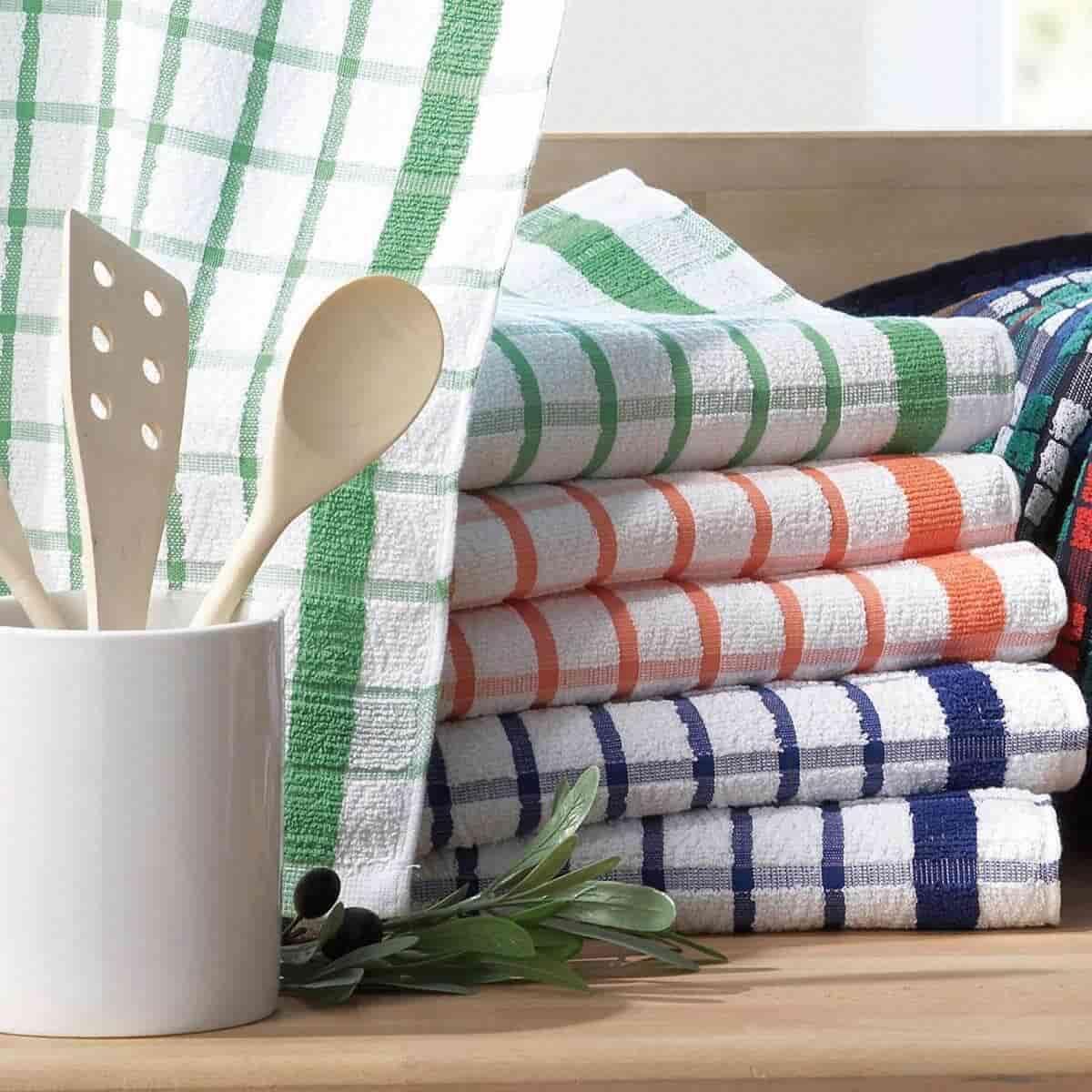 кухненски къррпи чистота