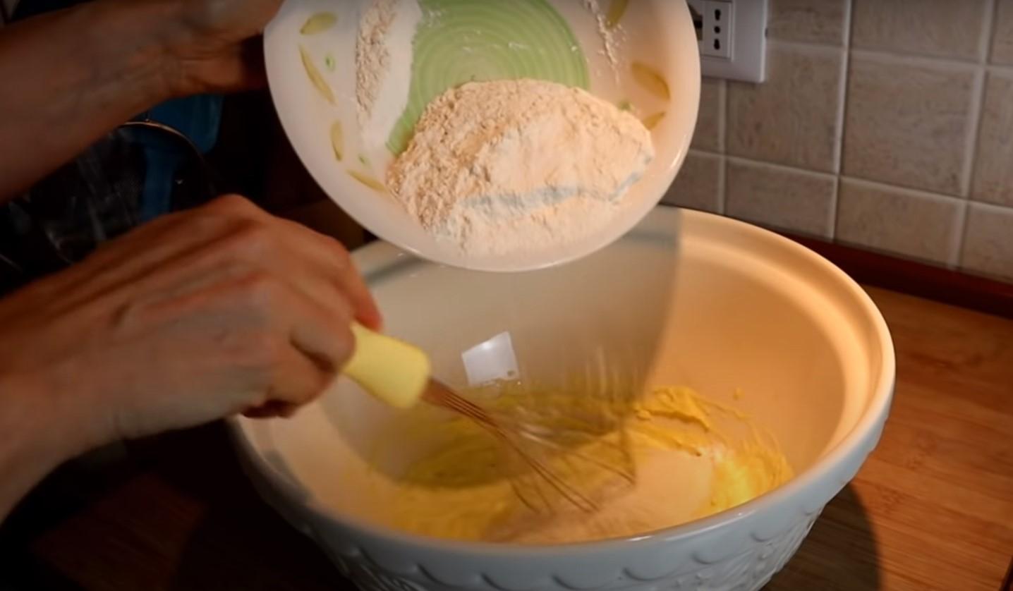 крем с брашно
