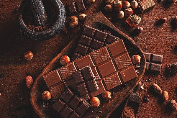 вкусен шоколад