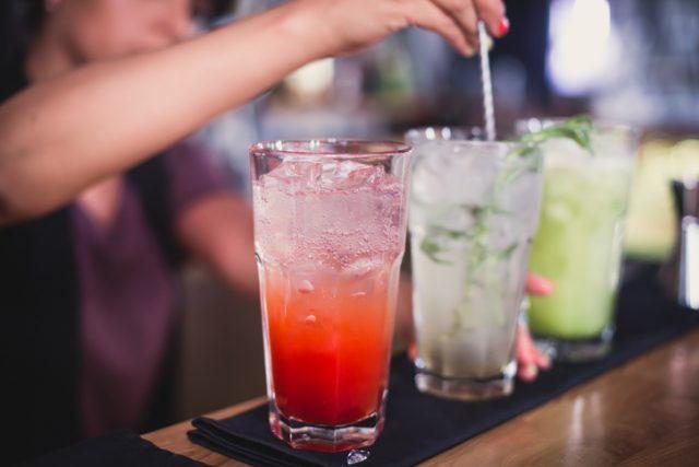 летен коктейл