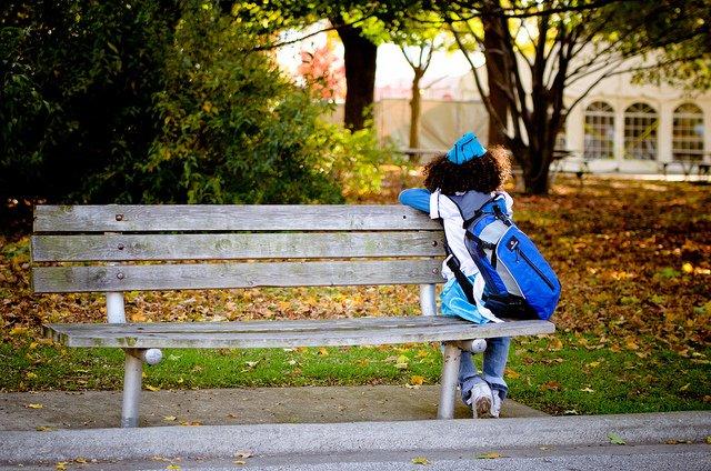самотното дете
