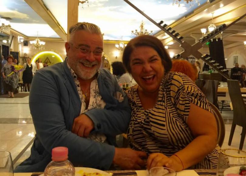 Марта Вачкова и Владо Пенев