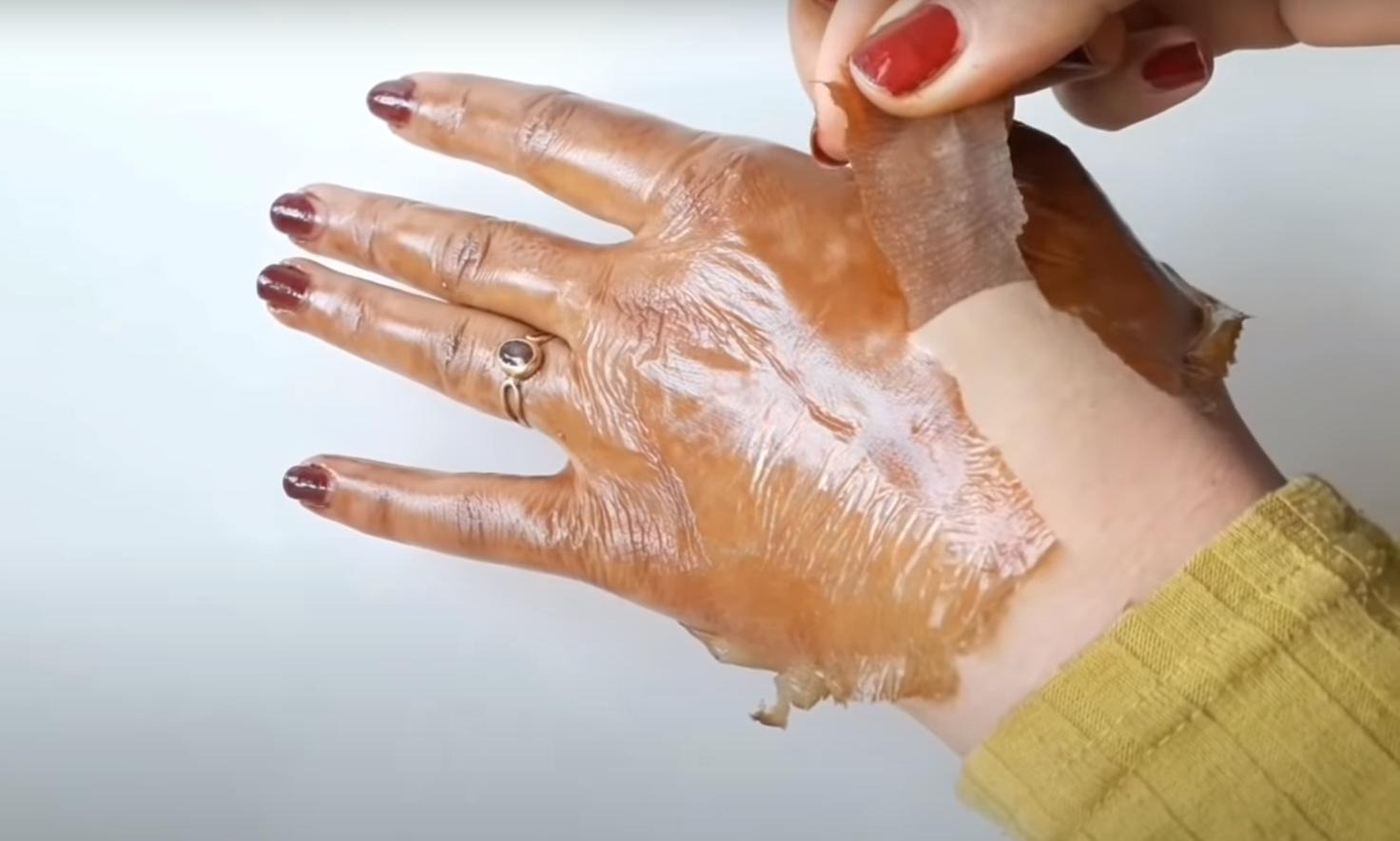 пилинг за ръце