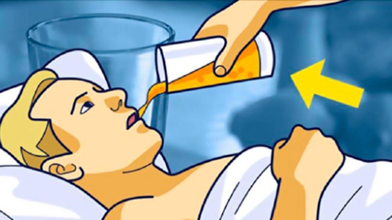 сок против хъркане