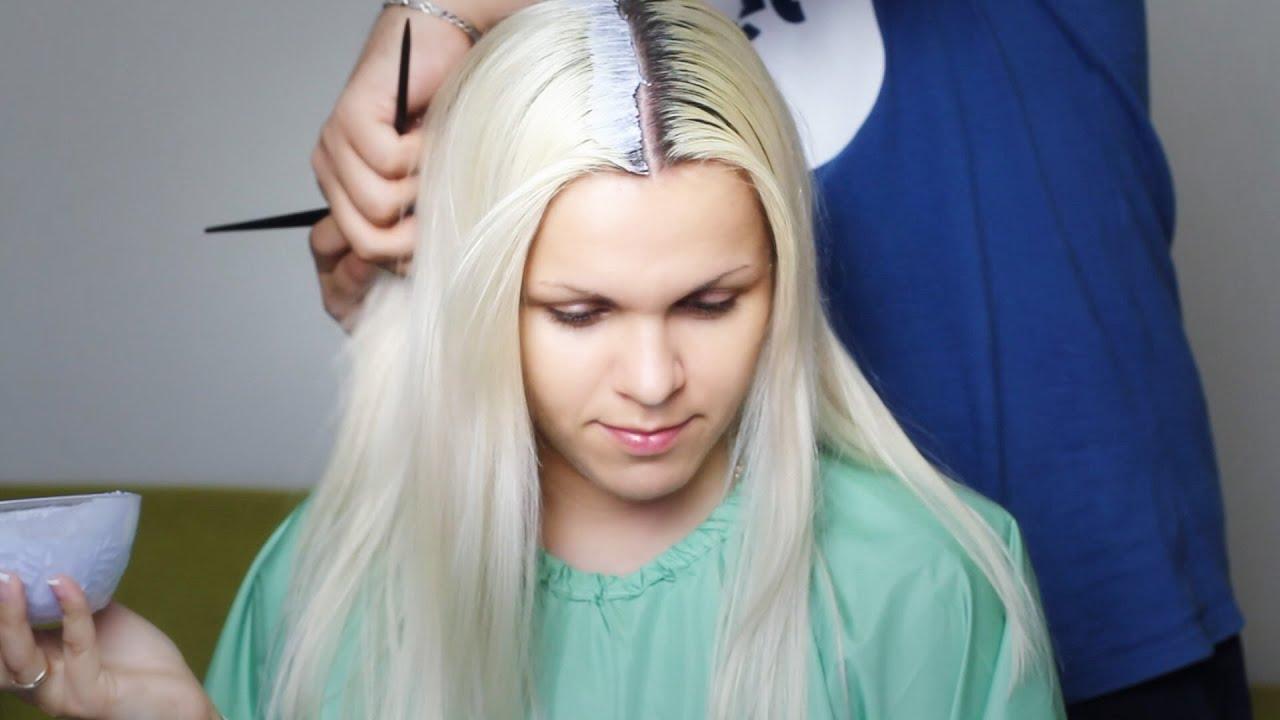 корени на косата