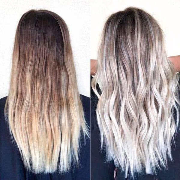 кичури руса коса
