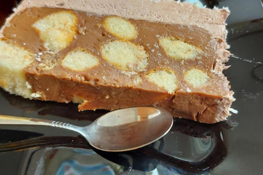 торта Бишкотено чудо