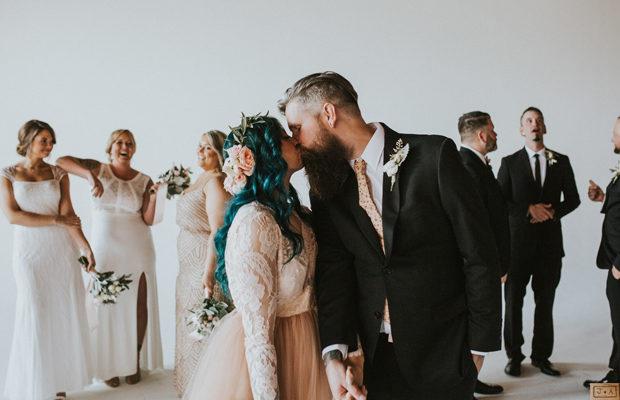 булка и младоженец