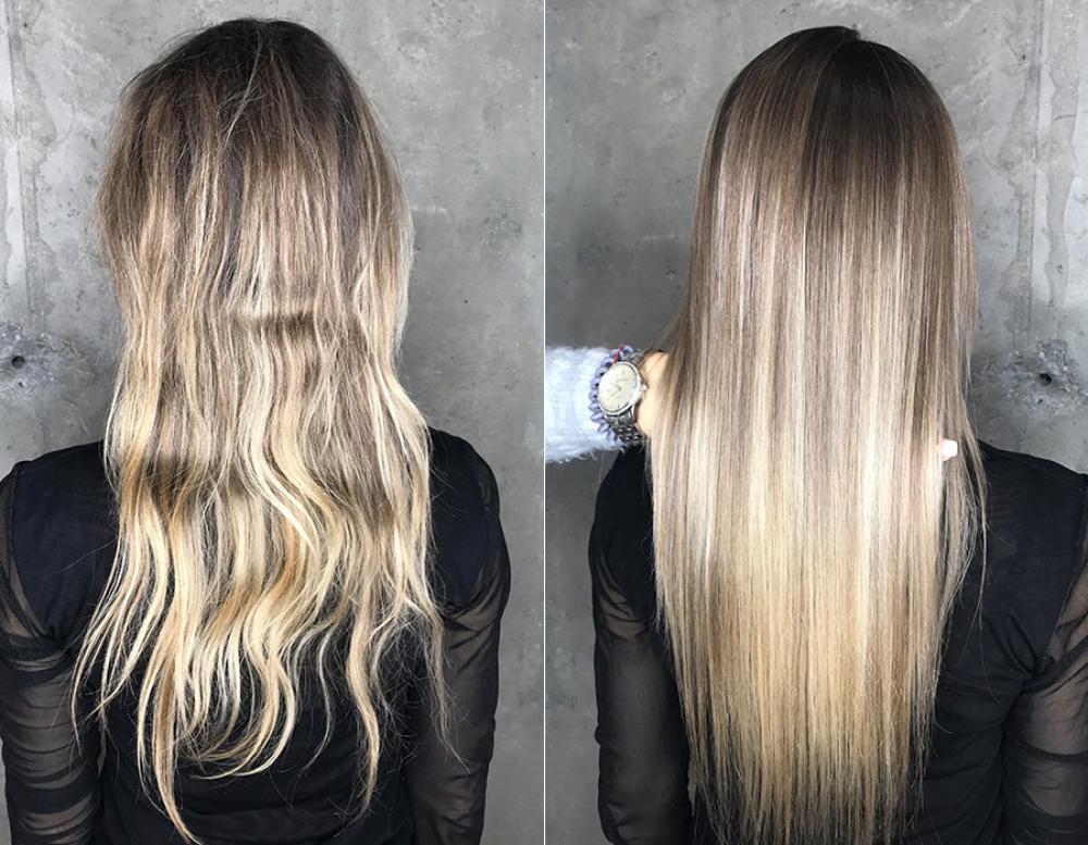 ботокс за коса