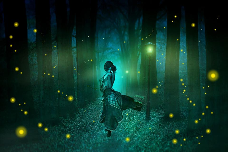чудеса светлини