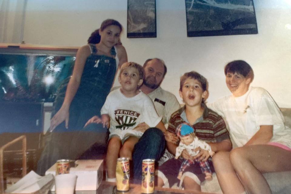семейството на Меган Маркъл