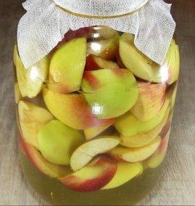 ябълки за оцет