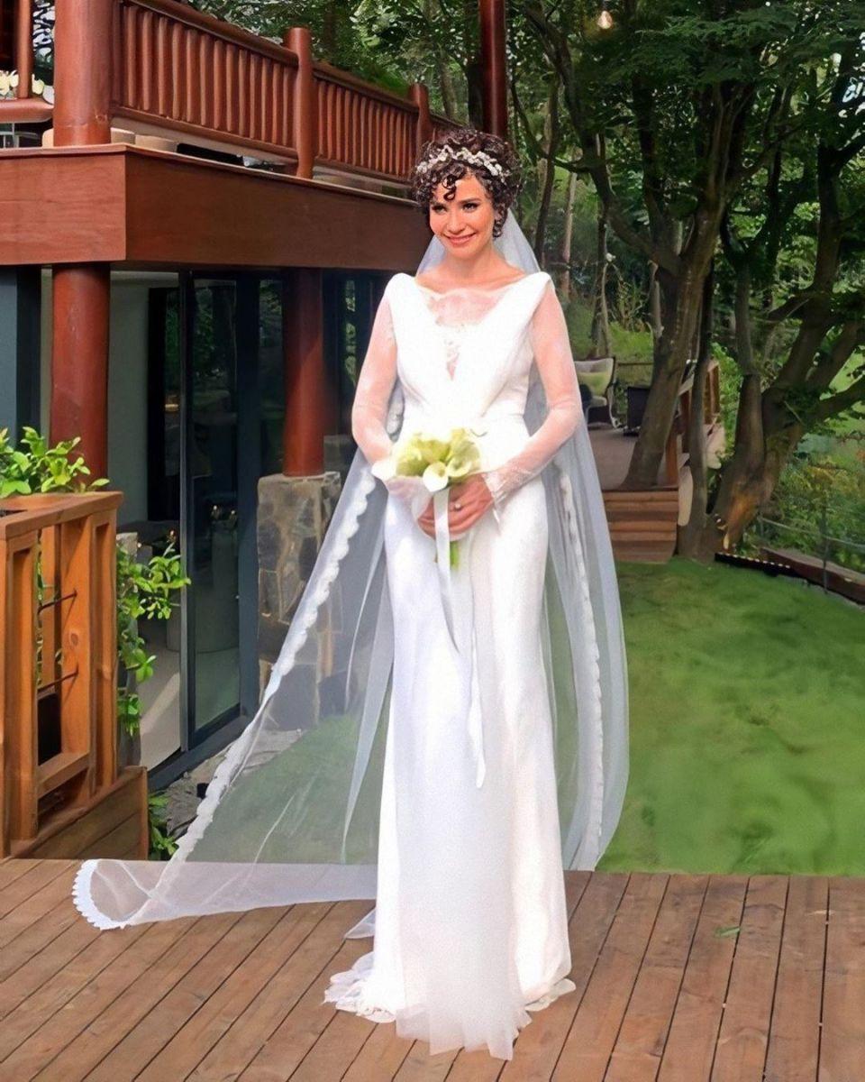 Сонгюл Йоден сватба