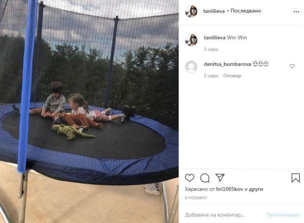 Руши Видинлиев деца