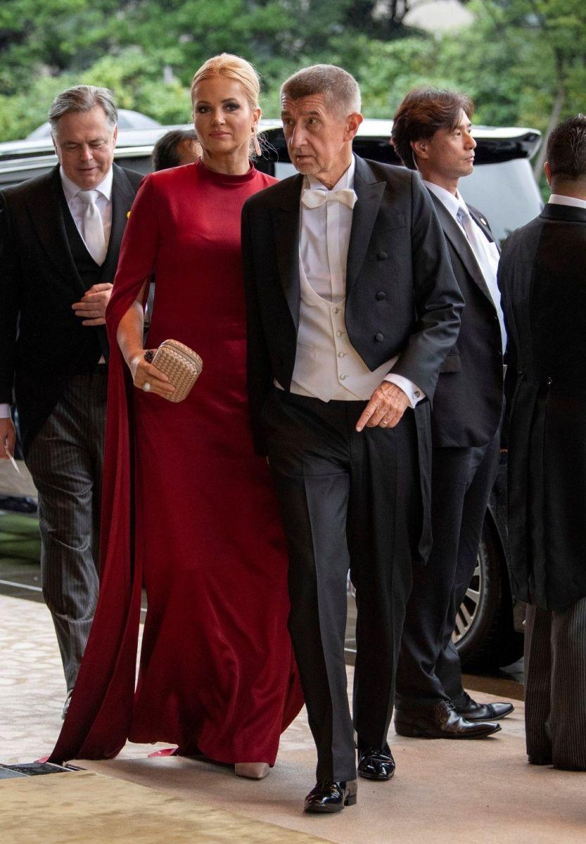 Чешкият министър-председател Андрей Бабиш
