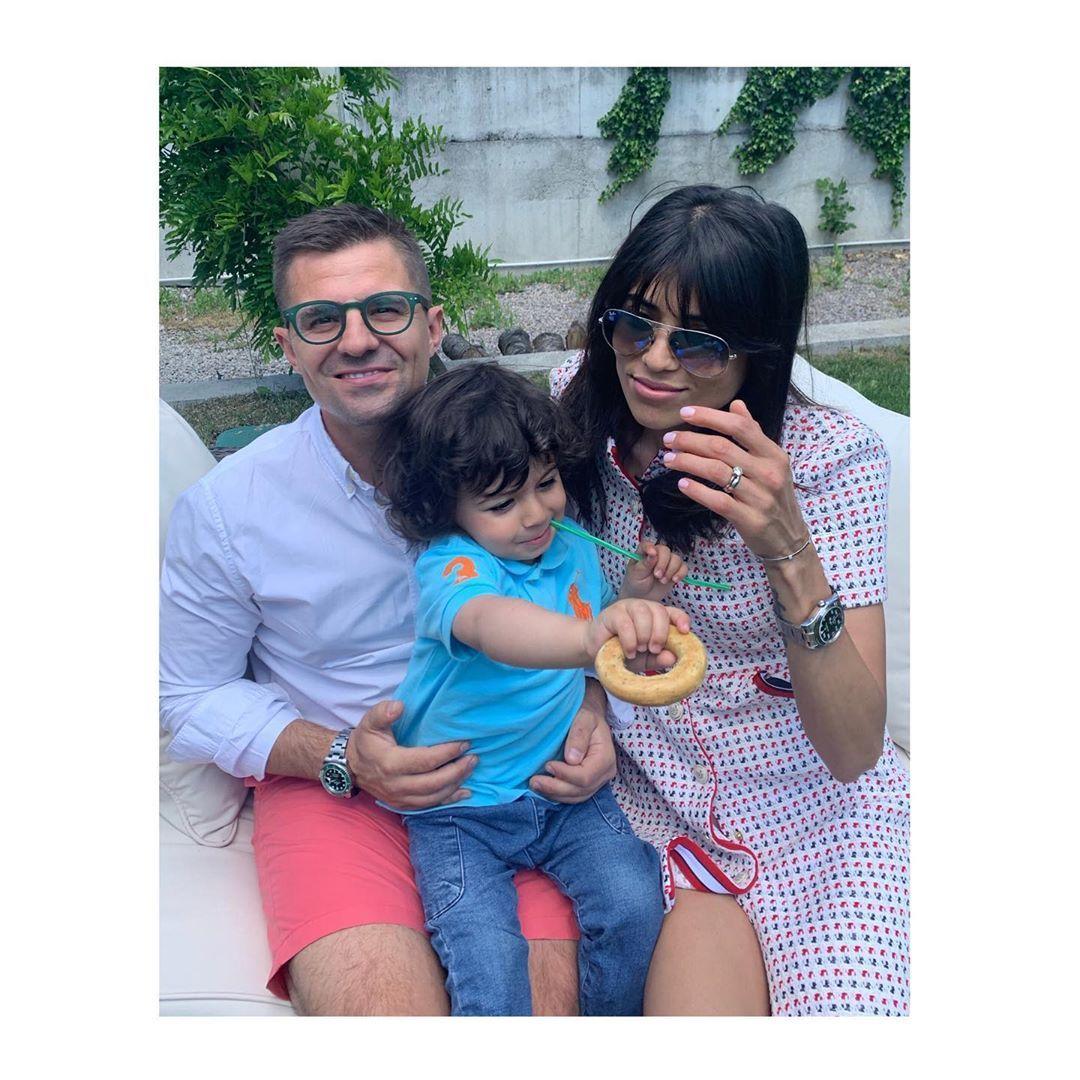 Андрей Арнаудов семейство