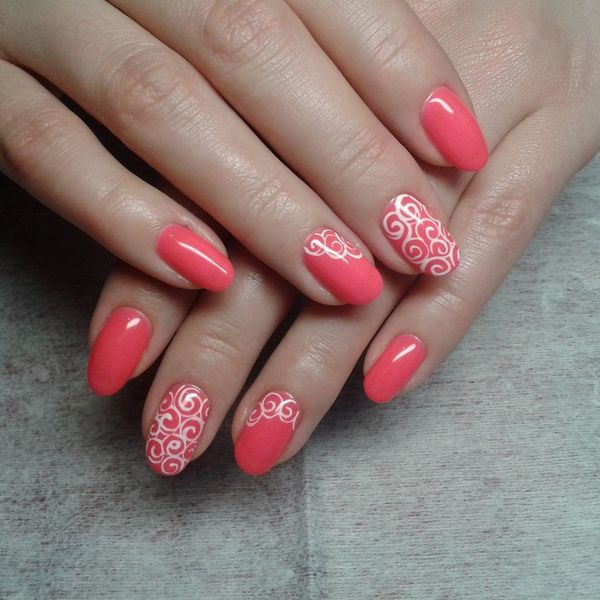 коралови нокти
