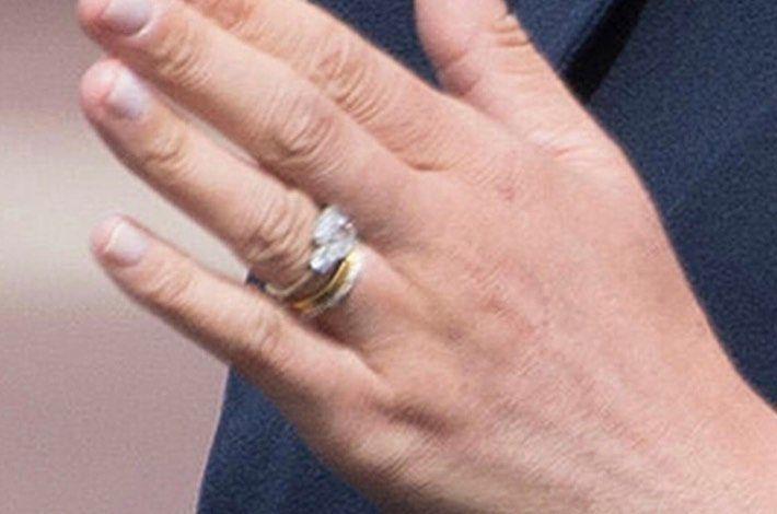 пръстенът на Меган Маркъл