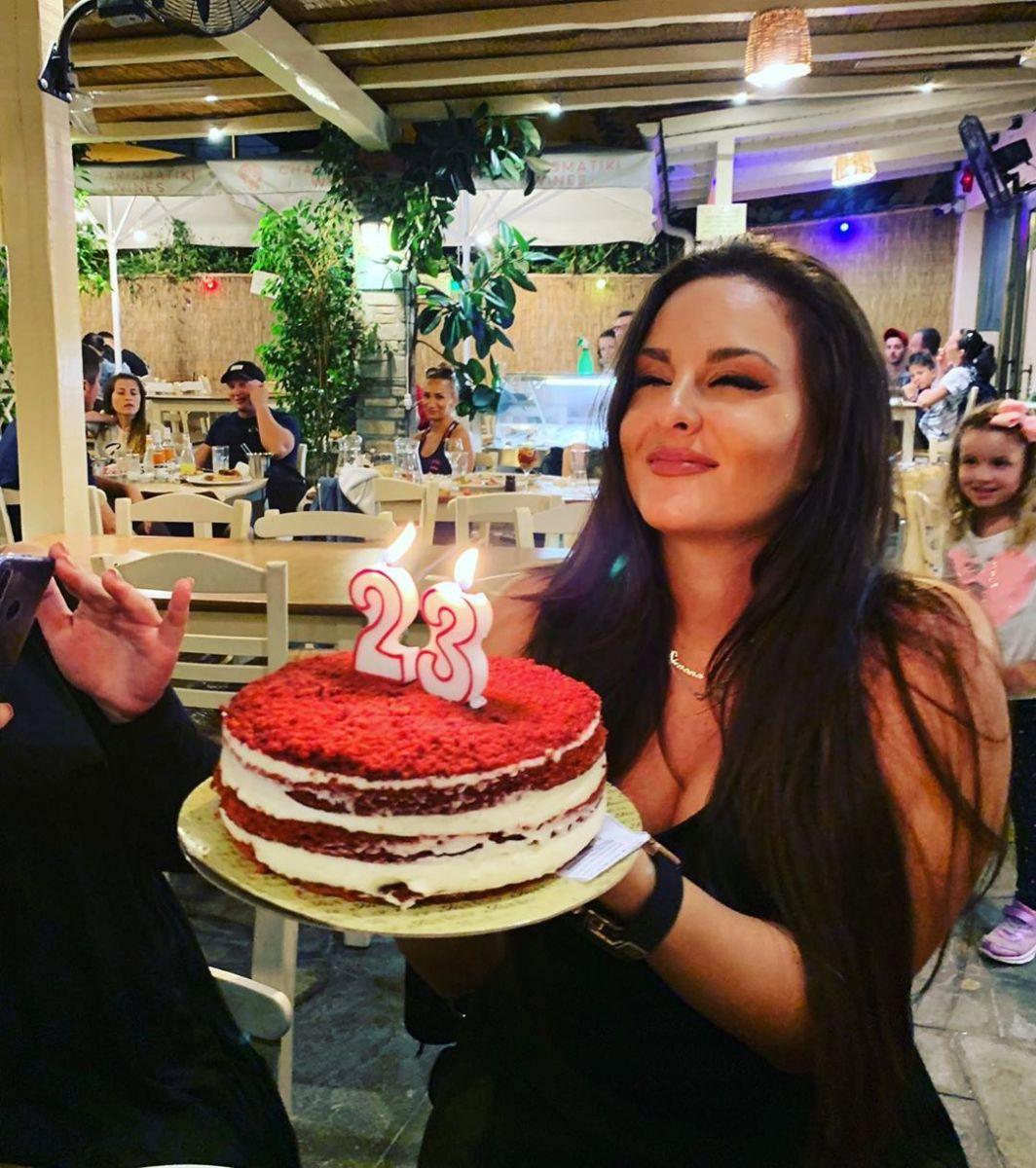 Симона Загорова рожден ден