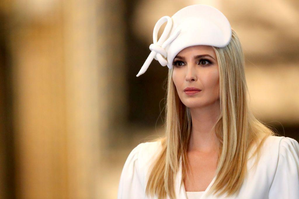 Иванка Тръмп шапка