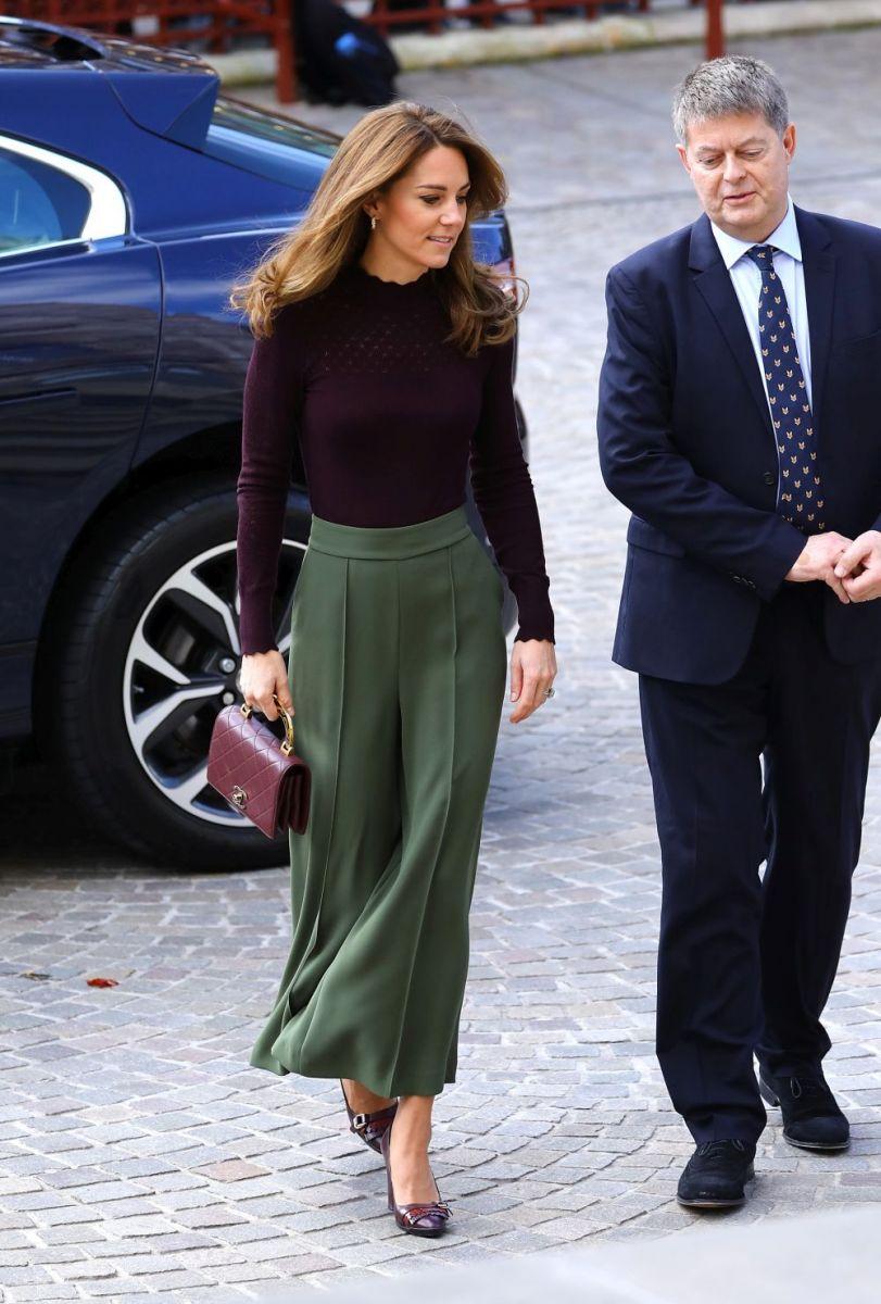 Кейт елегантна