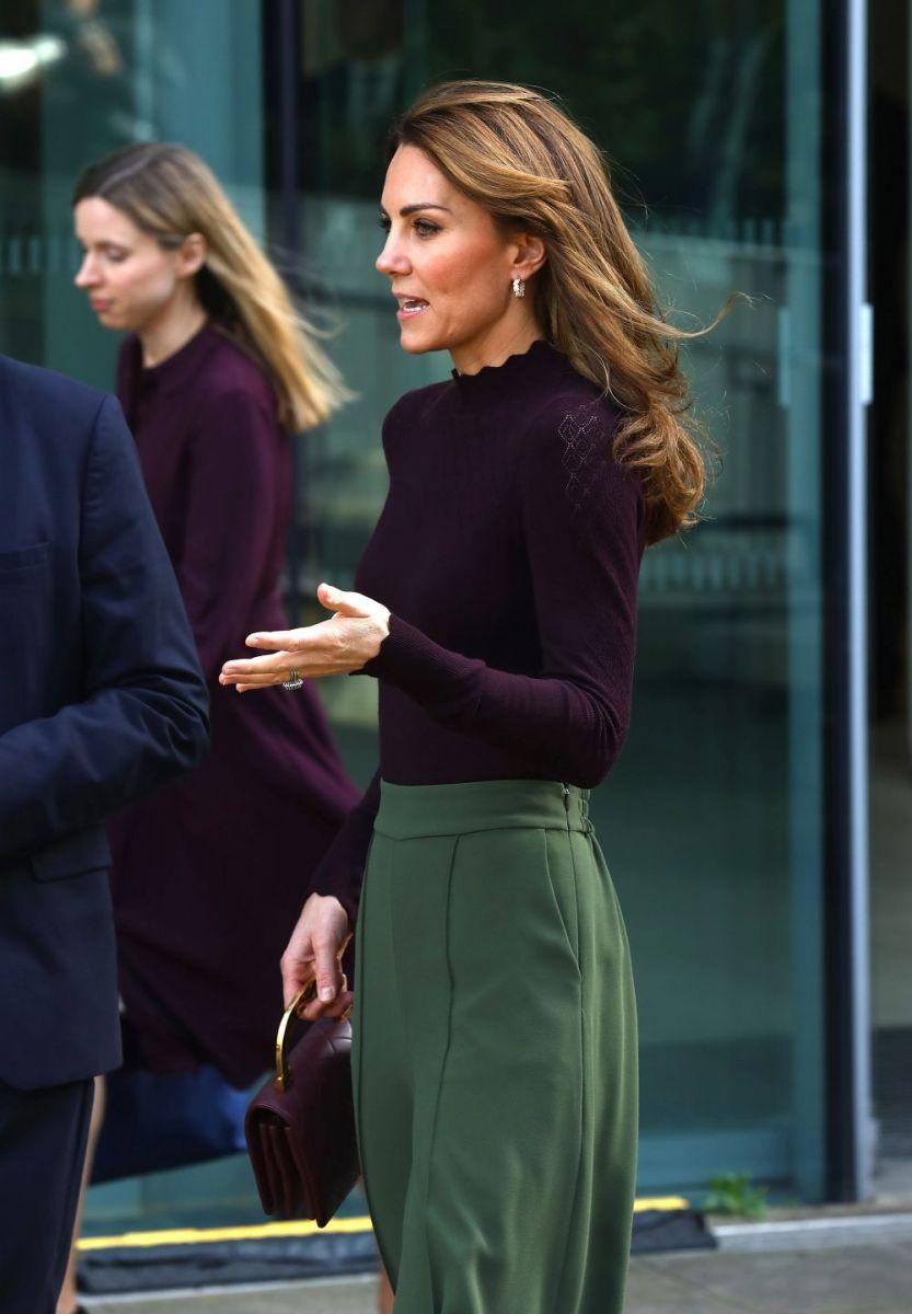 елегантната Кейт