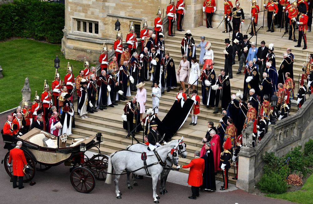 парад Ордена на Жартиерата