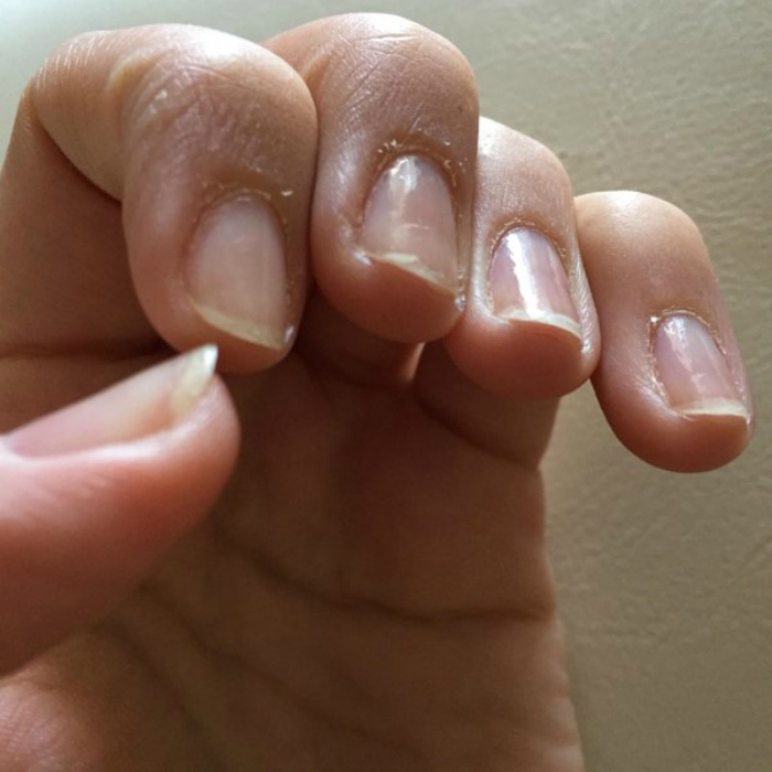 грозни нокти