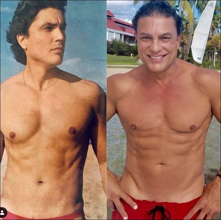 Освалдо Риос на 60