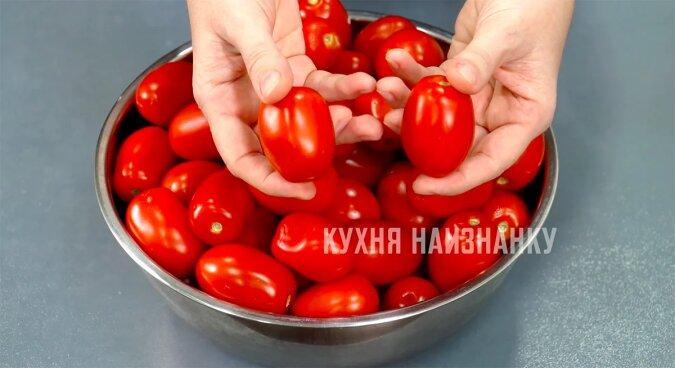 месести домати