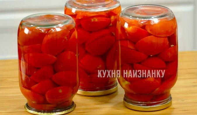 домати за зимата