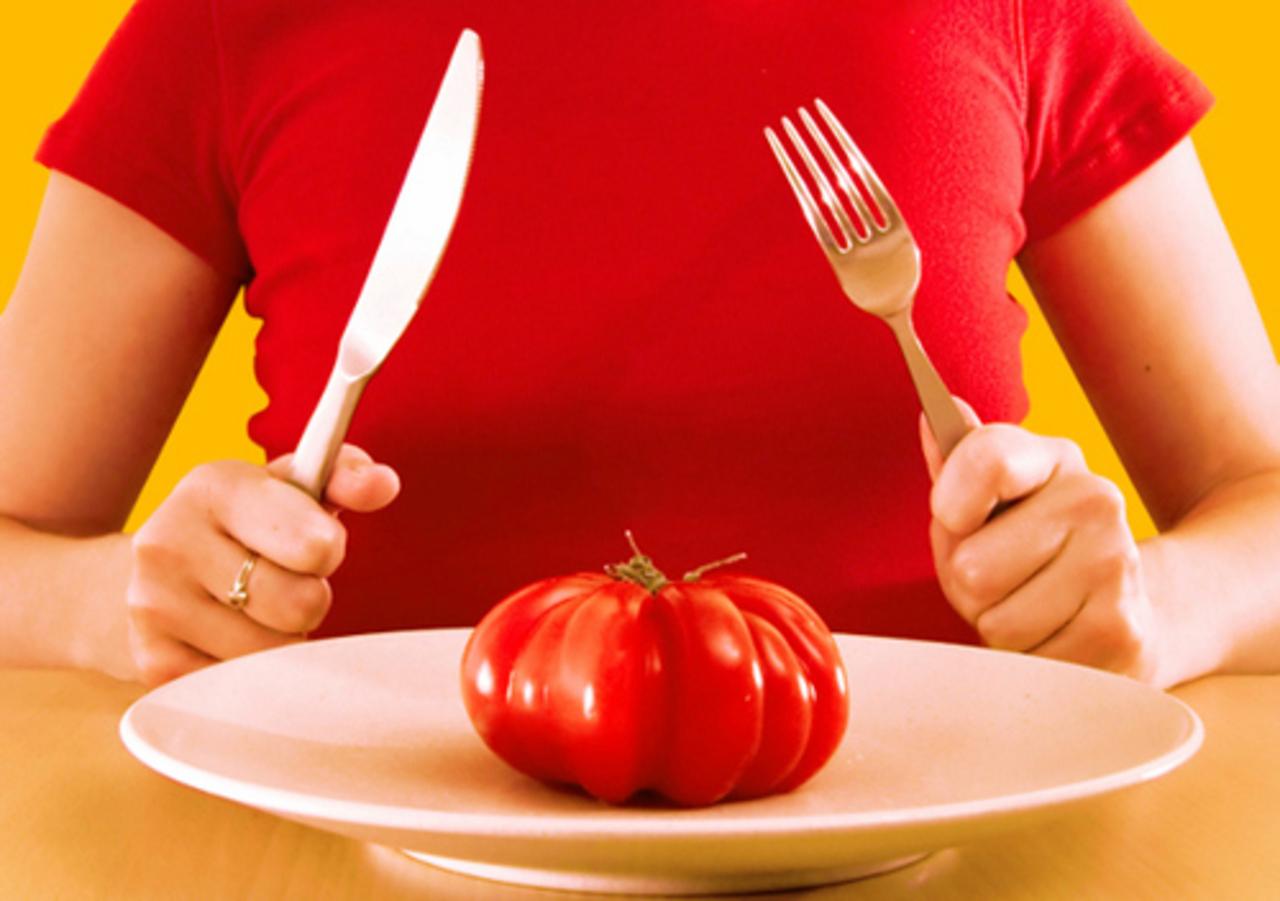 домати отслабване