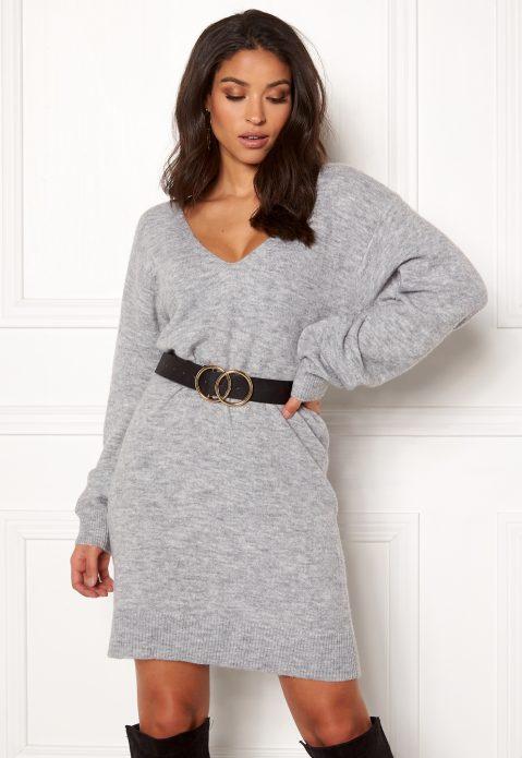 Къса рокля с плетиво