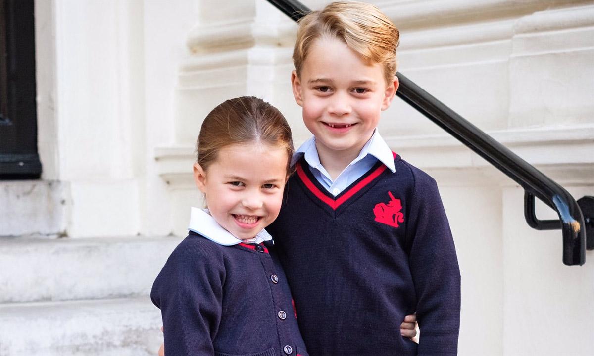 Шарлот и Джордж